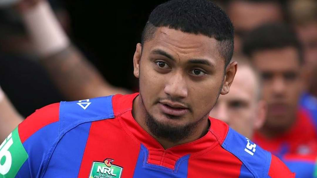 Knights Prop Involved In Mass Pile-Up