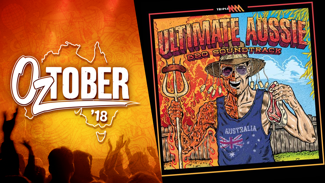 Triple M's Ultimate Aussie BBQ Soundtrack Is Out This Oztober