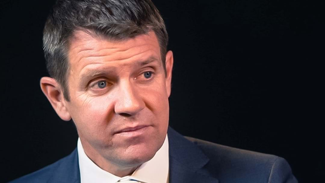 NSW Premier Mike Baird Announces Shock Resignation