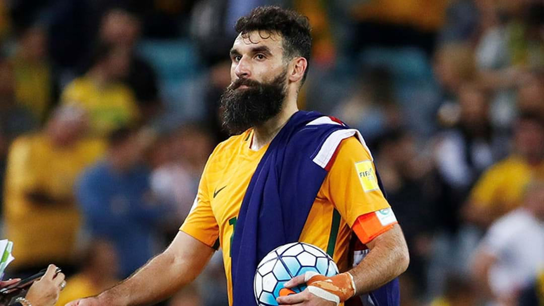 Mile Jedinak Has Retired From International Soccer