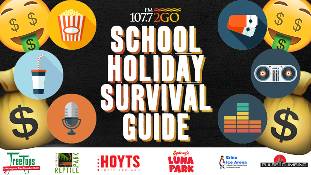 2GO's School Holiday Survival Guide