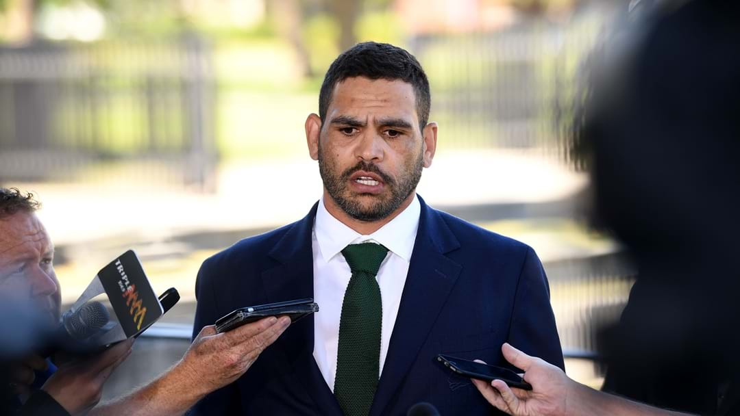 """Jumping At Shadows"": Gorden Tallis On Greg Inglis Potentially Losing The Kangaroos Captaincy"