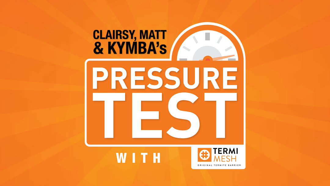 The Big Breakfast's Pressure Test