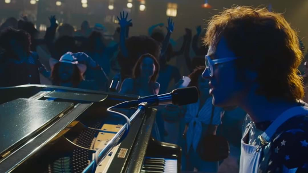 First Queen... Now Elton's Getting A Movie And It Looks Bloody Awesome!