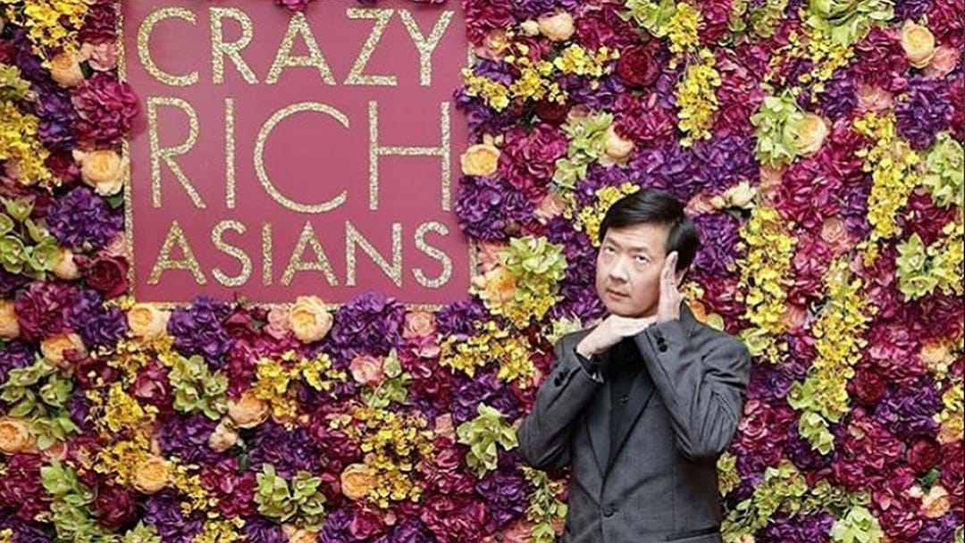Crazy Rich Asians Star On The Gold Coast For New Flick