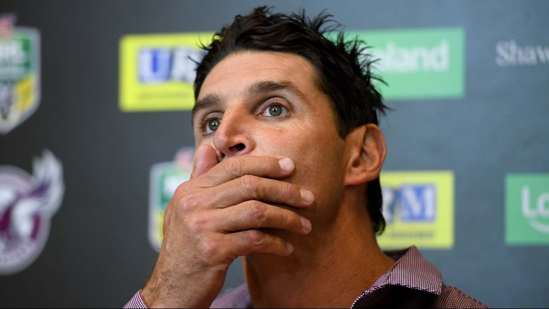 Manly 'Reach An Agreement' With Trent Barrett