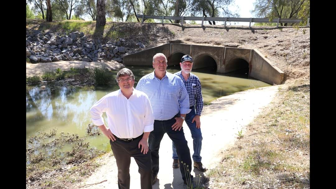 State Government advises Tatton Drain works can't proceed without approval
