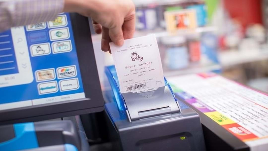 Someone in Toowoomba is a Cool $2.32 Million Richer