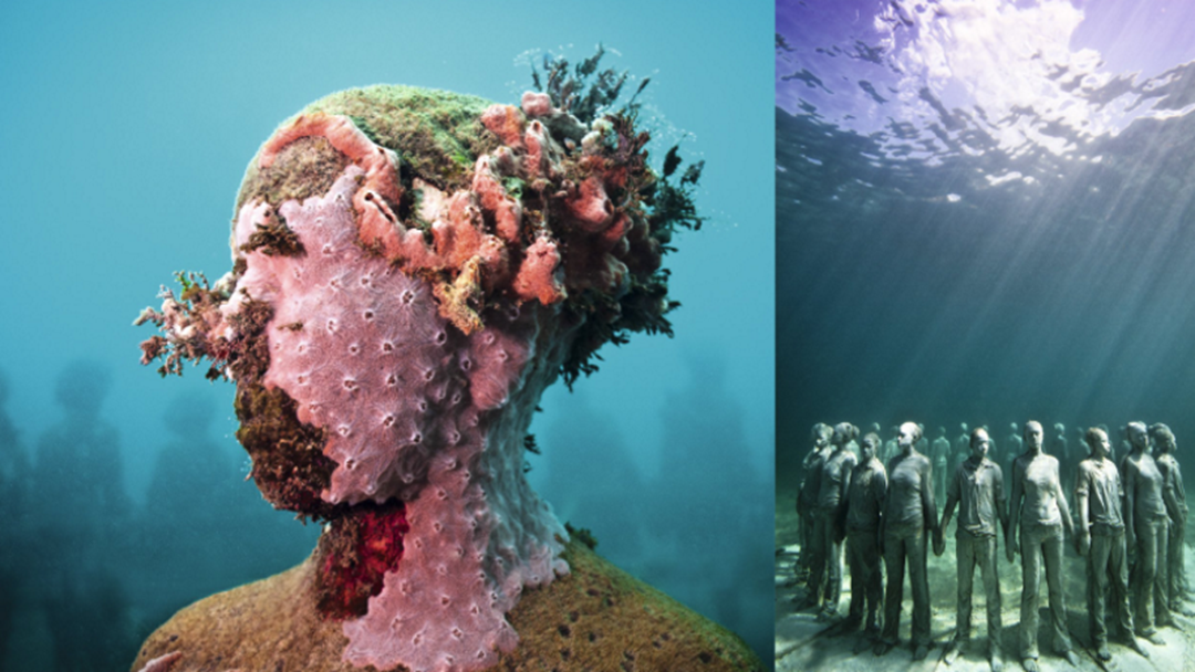 Southern Hemisphere's FIRST Underwater Museum Planned For Townsville