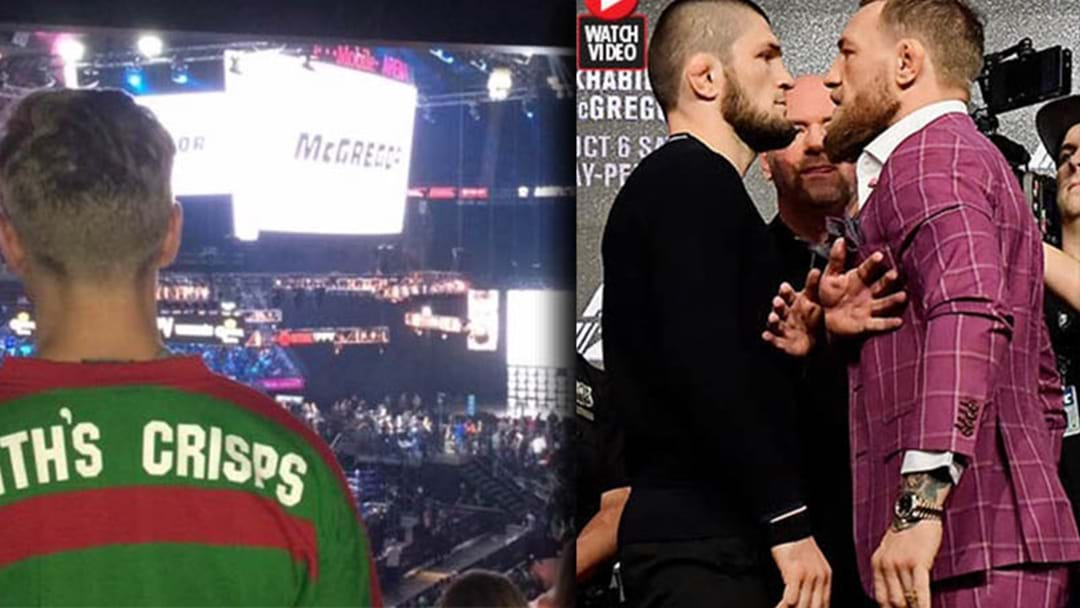 A Random Souths Fan To Appear At UFC 229 Is Shorter Priced Than A Conor McGregor Round 1 KO