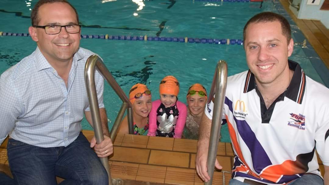 Toowoomba Community Swim Club Struggling to Keep Afloat