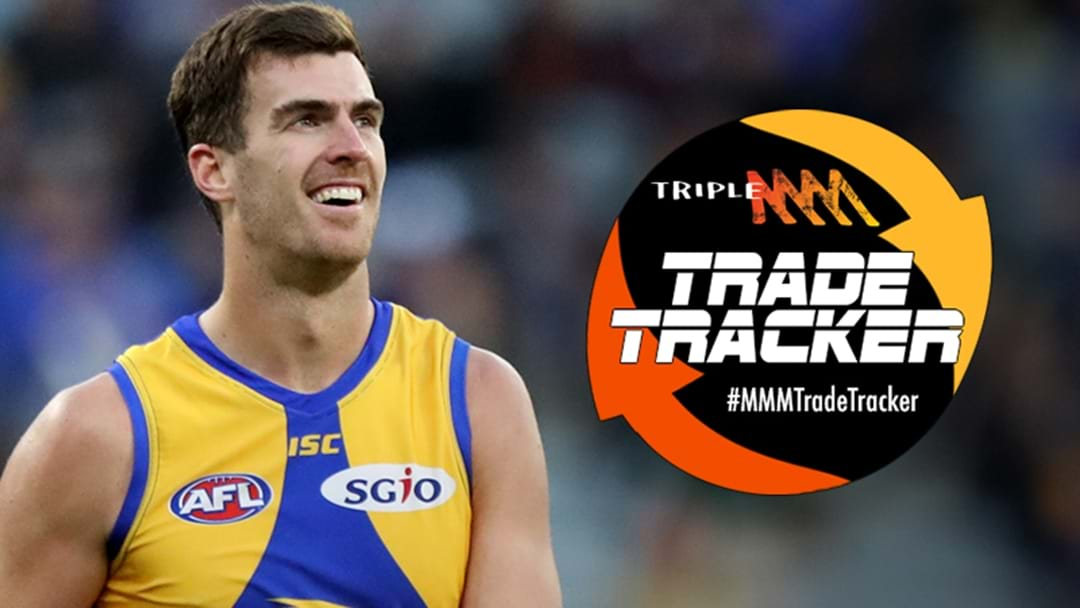 West Coast Have Not Matched Port Adelaide's Offer For Scott Lycett