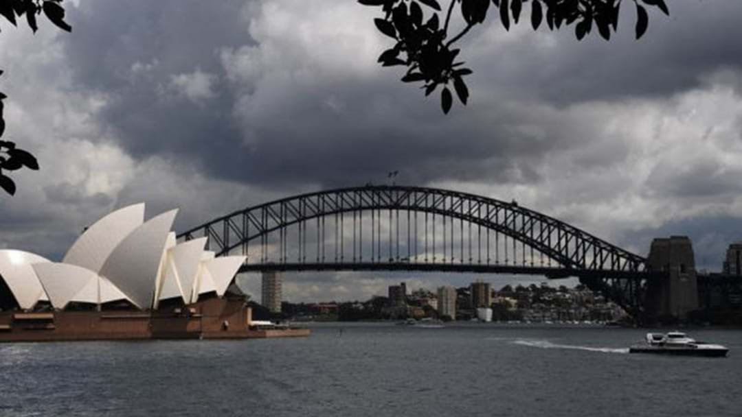 Sydney Issued Severe Weather Warning With Heavy Rainfall Expected Overnight