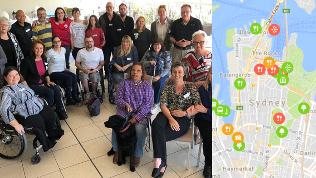 Website To Help Elderly Coasties, Disabled, New Parents Get Around