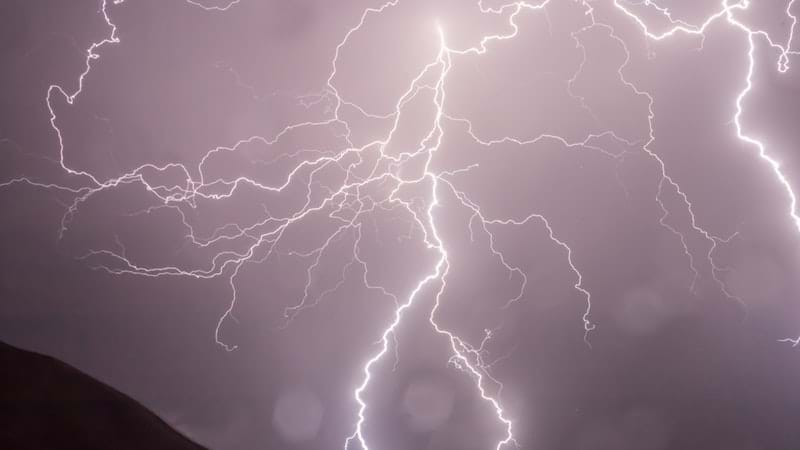 Article heading image for The Thunderstorm Asthma Forecast System turned on.
