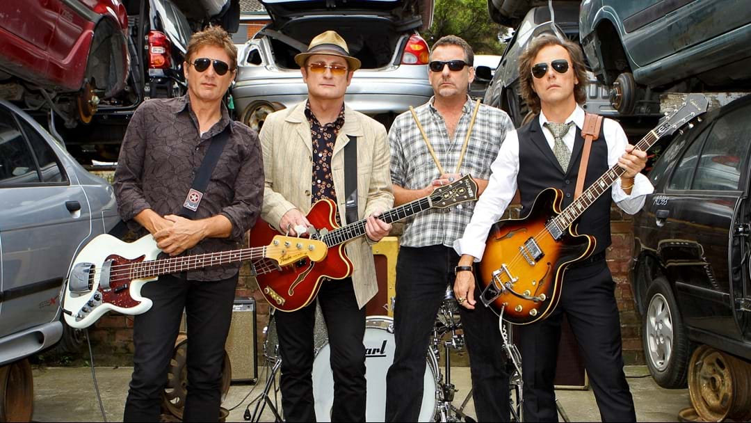 LISTEN | The Hoodoo Gurus 'Fess Up About Their Favourite Aussie Music To Kick-Off OzTober