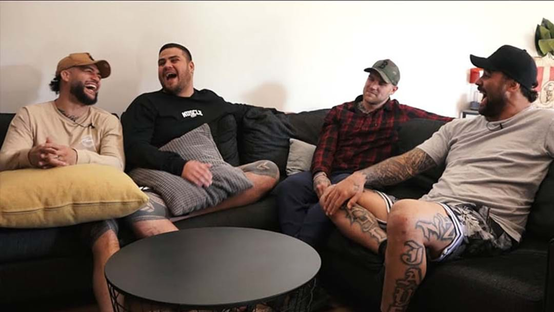 """I Feel For Them"" : Tyson Pedro Opens Up On That Andrew Fifita and Josh Dugan Podcast Saga"