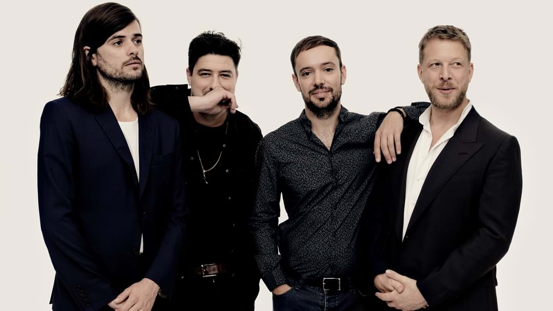 Mumford and sons tour dates in Melbourne