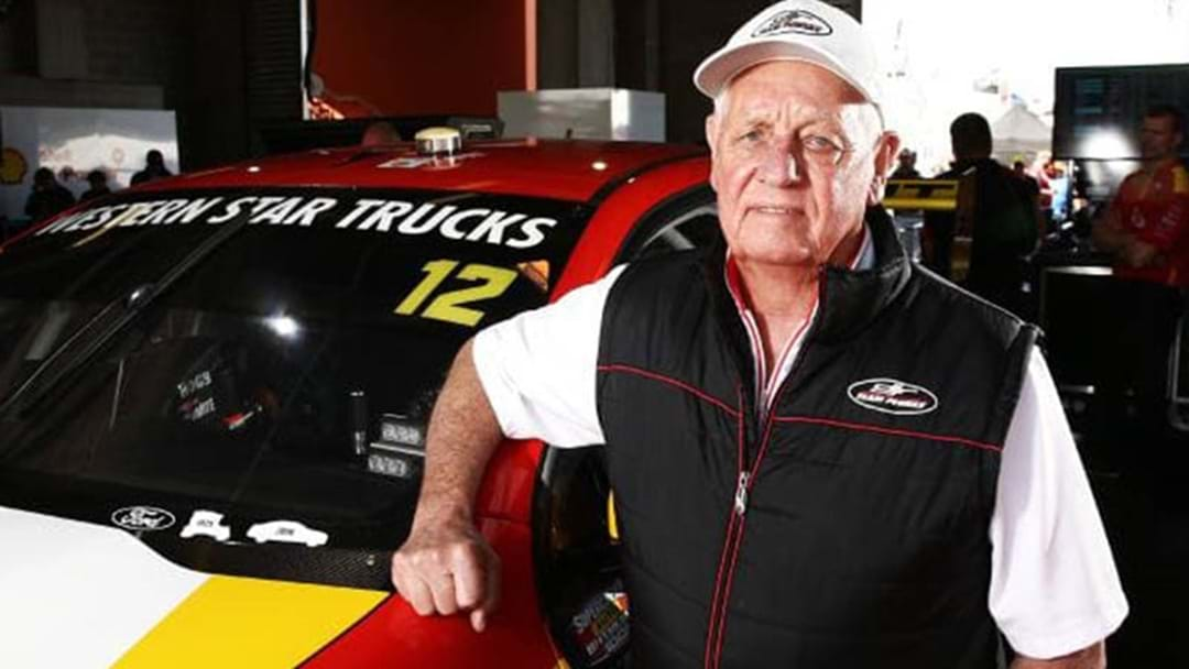 """""""Television Doesn't Do It Justice"""": Racing Royalty Dick Johnson On What Makes The Bathurst 1000 Special"""