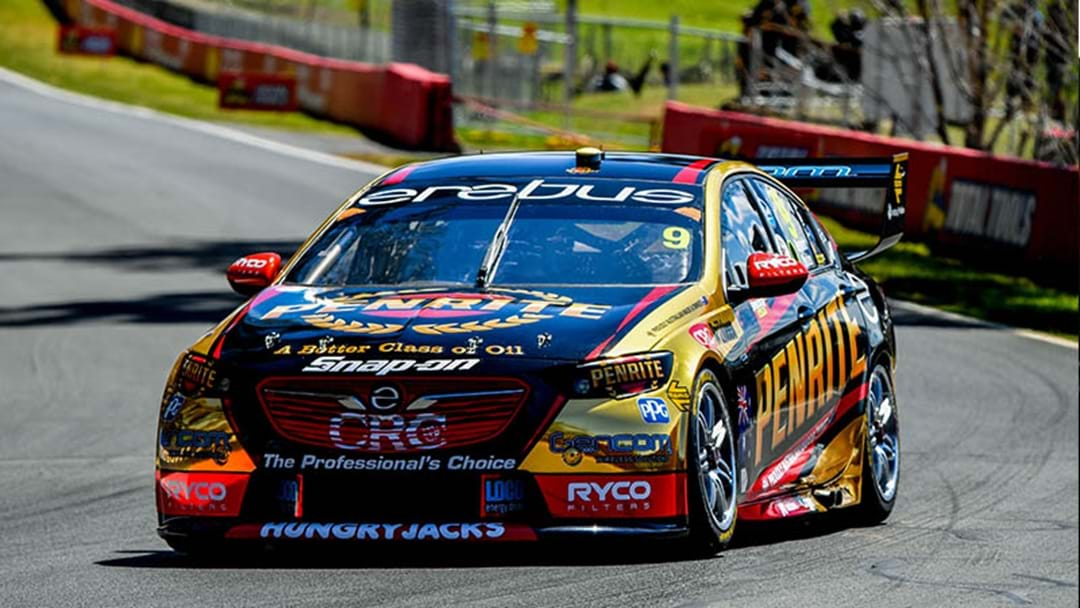 Dave Reynolds On Pole For Bathurst 1000 After Epic Top 10 Shootout