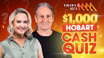 $1000 Hobart Cash Quiz