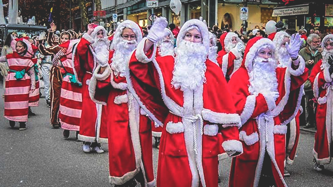 Be A Part Of Gosford City's Gigantic Christmas Parade!