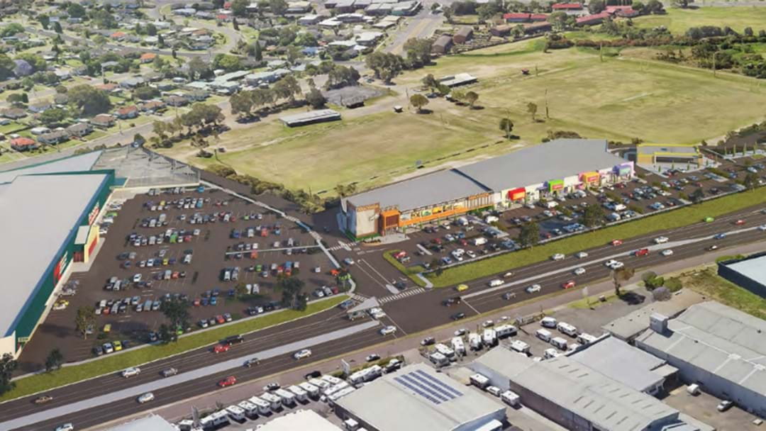 New $90 Million Shopping Hub For Lake Macquarie