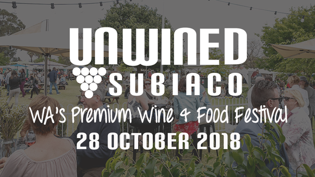 Win a double passes to the Club Lounge at UnWined Subiaco!