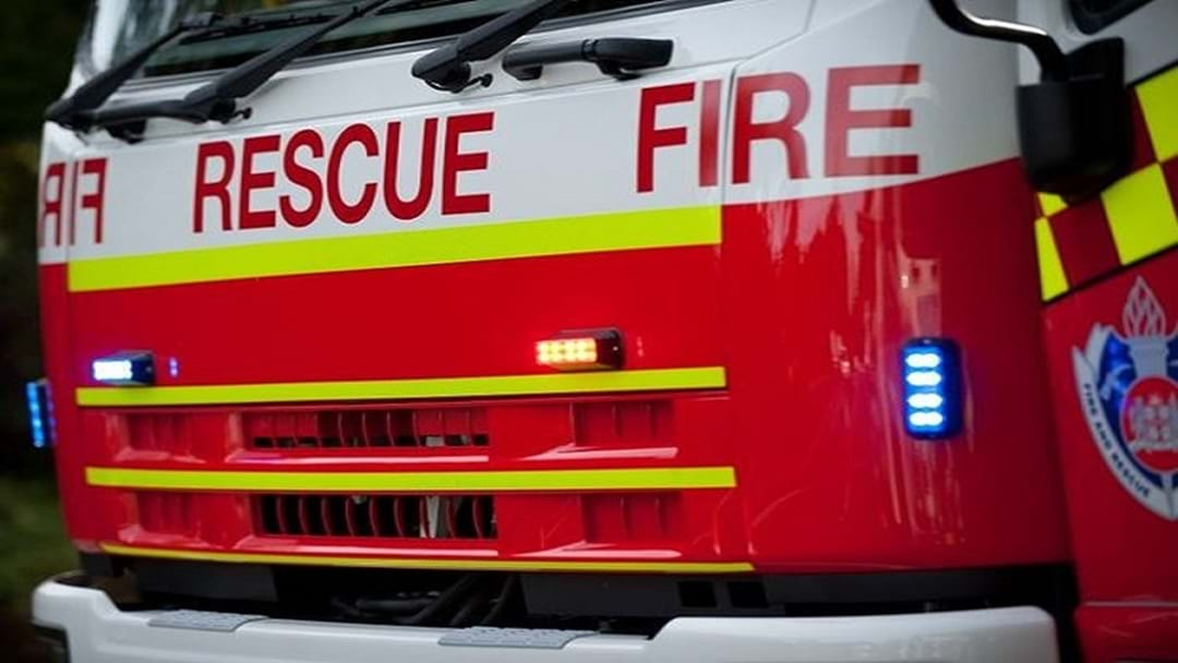 House Fire At Tuggerah Under Control With Possible Asbestos Presence