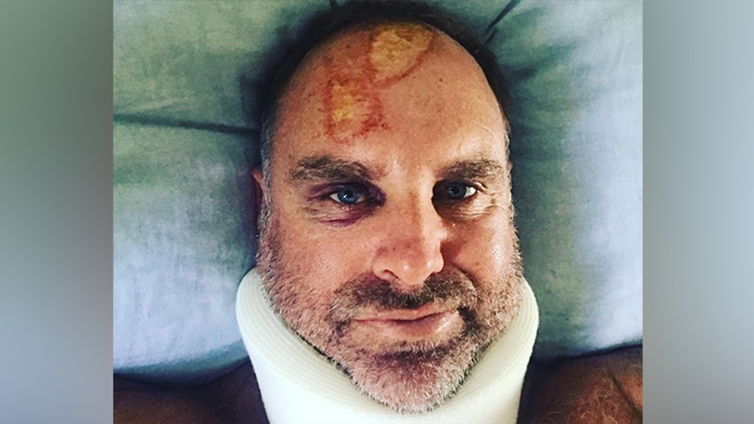 "Matthew Hayden Says He's ""Dodged A Bullet"" After Fracturing His Spine"