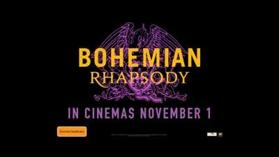 Bohemian Rhapsody Screening