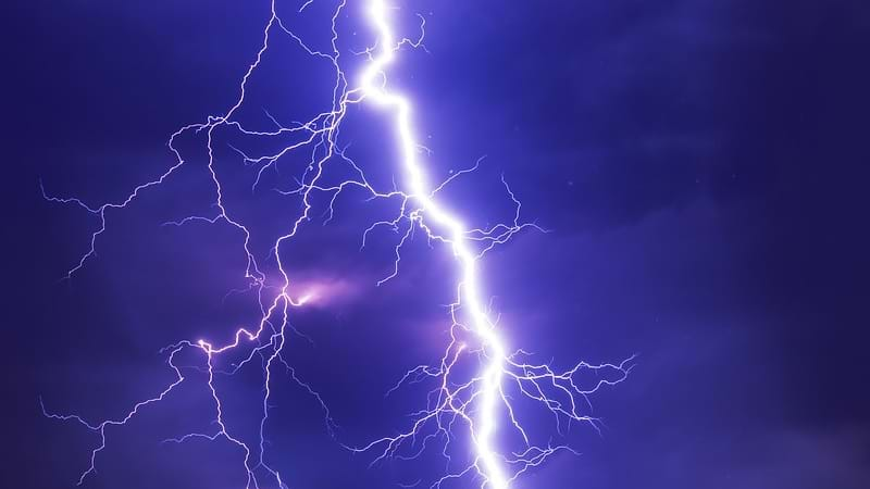 Article heading image for Another Fierce Thunderstorm To Roll Through The South East