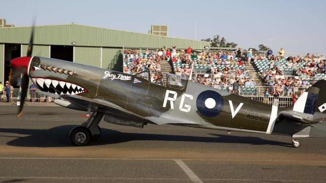 Check Out Amazing Warbird Aircraft At Warbirds Down Under This Weekend!