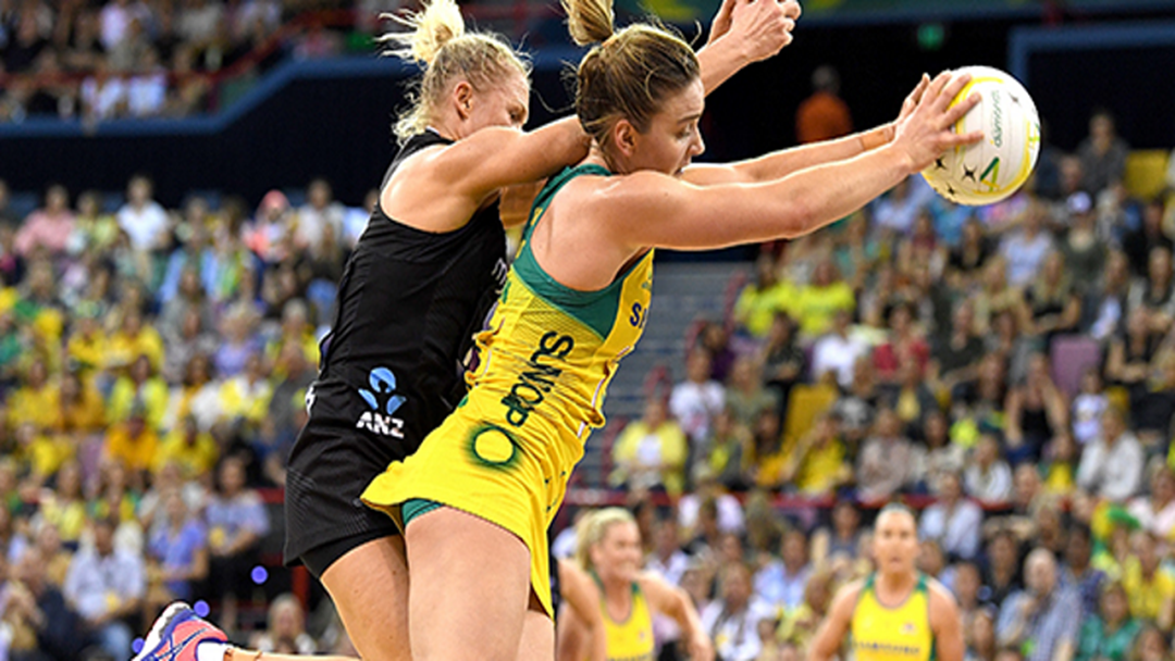SCORE | Last Minute Tickets For Diamonds v Silver Ferns Available