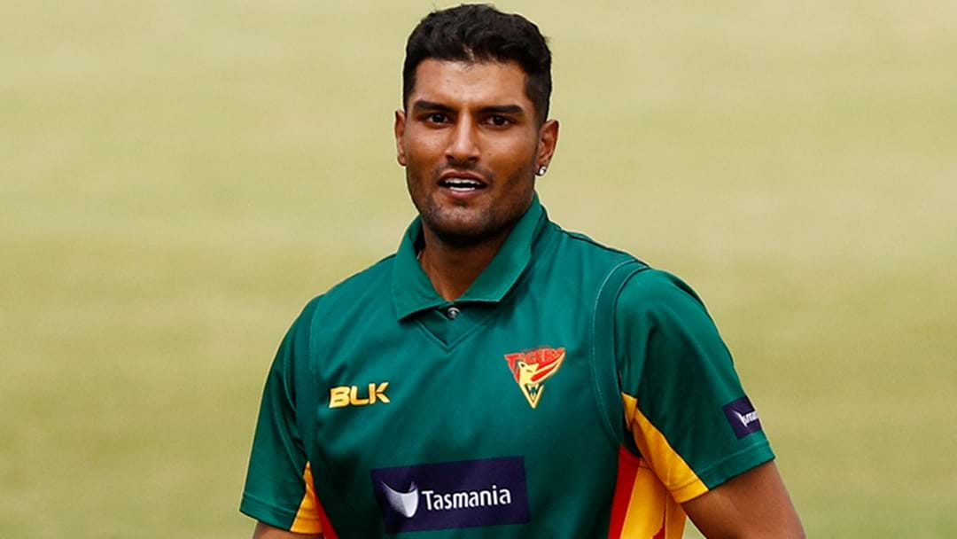 Gurinder Sandhu Takes Hat-Trick Among Seven-Wicket Haul In JLT Cup Final
