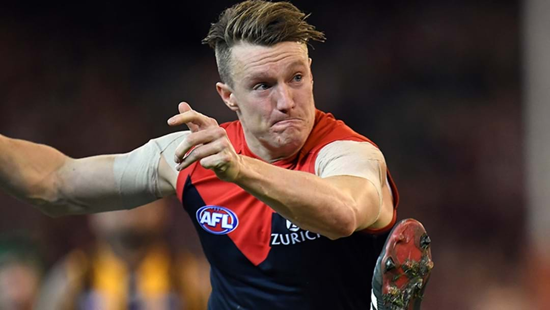 Aaron vandenBerg Signs Three-Year Contract Extension With Melbourne