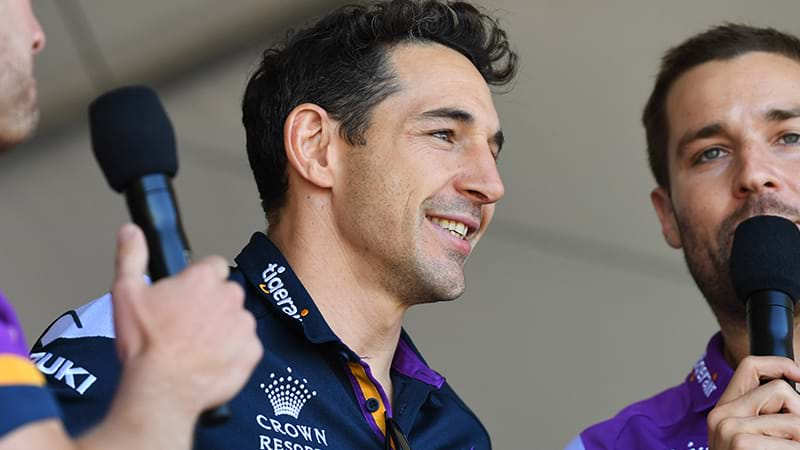 Article heading image for Billy Slater Joins St Kilda In Off-Field Role