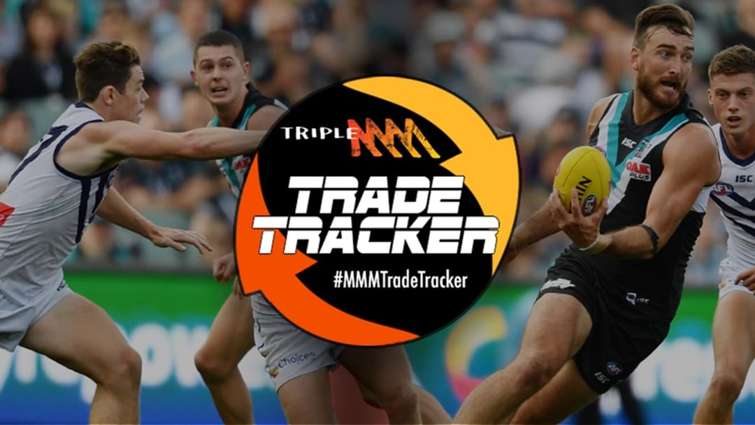 Port Adelaide And Fremantle Swap Top Picks