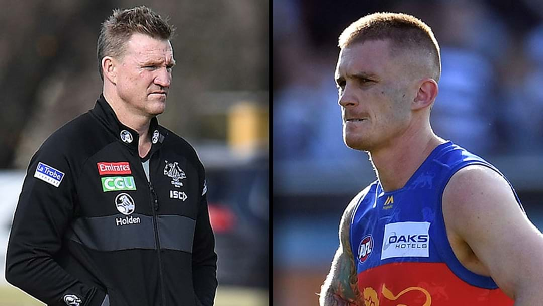 Tom Browne Says Dayne Beams And Nathan Buckley Have Repaired The Rift In Their Relationship