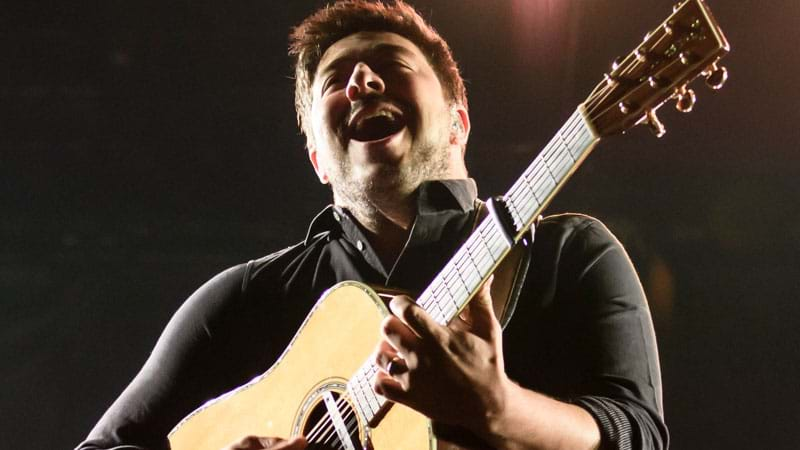 Article heading image for LISTEN | Marcus Mumford speaks to Tom & Olly, calls Noel Gallagher a c*&^