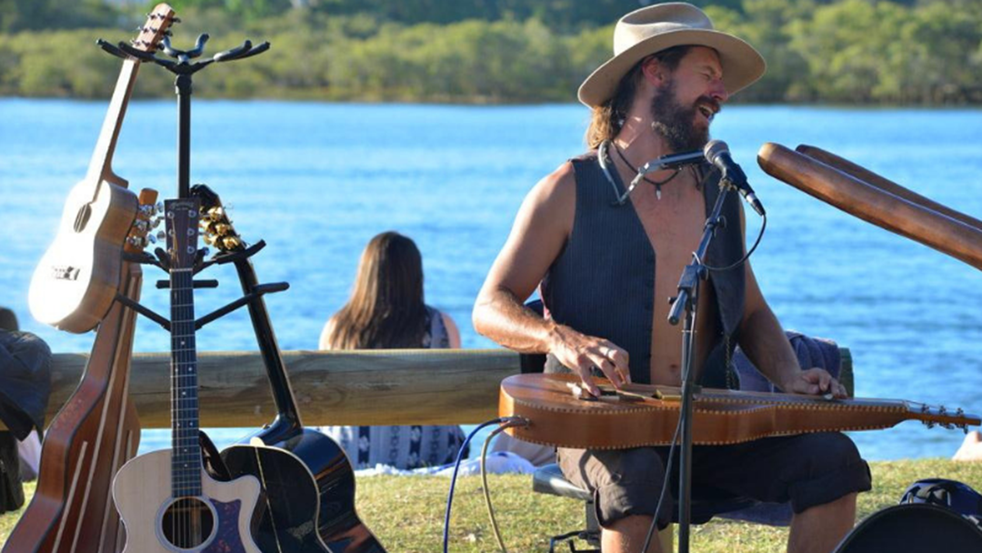Buskers By The Creek Is Happening This Weekend!