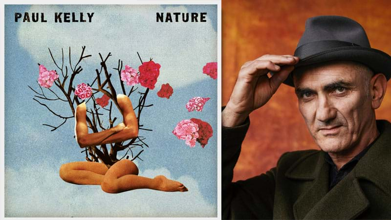 """Article heading image for Paul Kelly Releases Brand New Album """"Nature"""" Today With Bumper 27-Song DVD"""