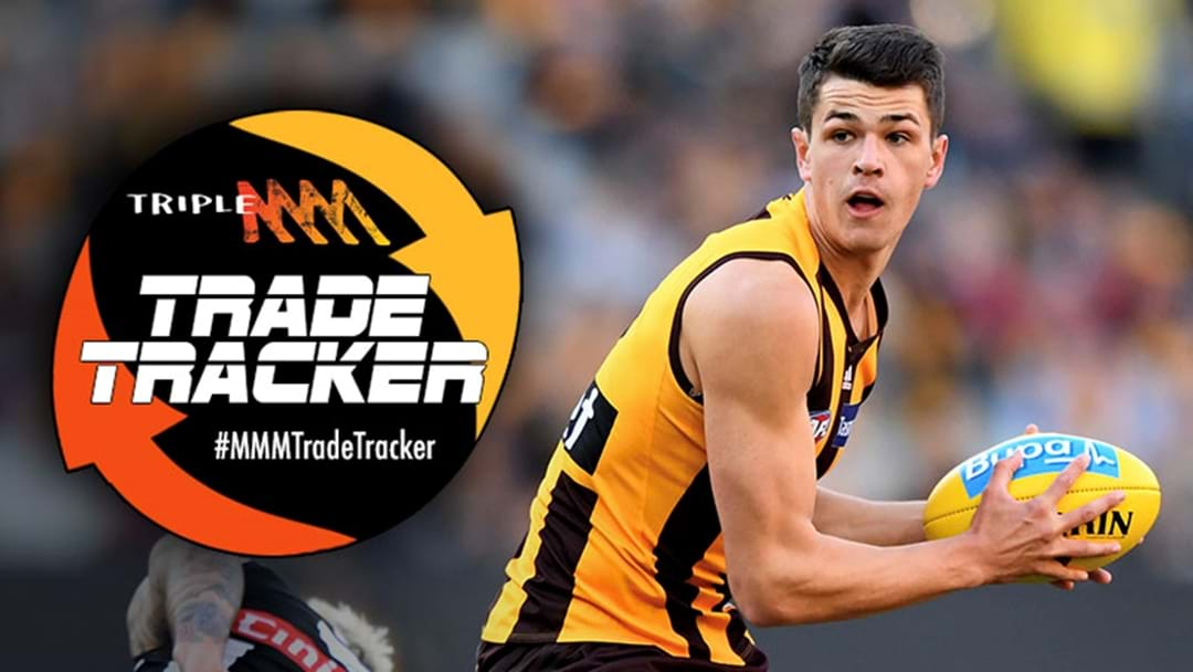 Tom Browne Says That Hawthorn Did Not Initiate The Ryan Burton Trade Chat