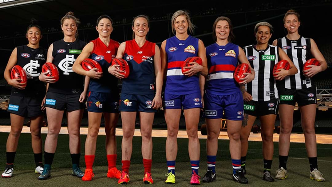Chest Area Sacrosanct In AFLW Matches