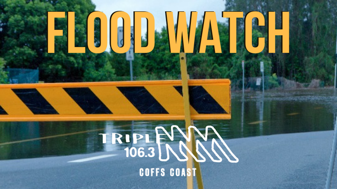 Flood Watch Warning Released for Mid North Coast