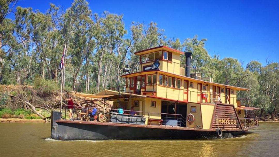 Upgrades Made To The Murray River Paddlesteamers