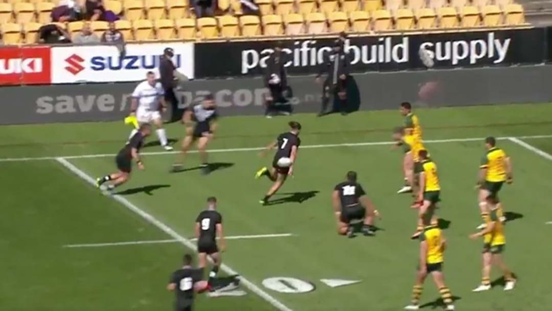 The Junior Kiwis Just Scored One Of The Greatest Tries You'll Ever See