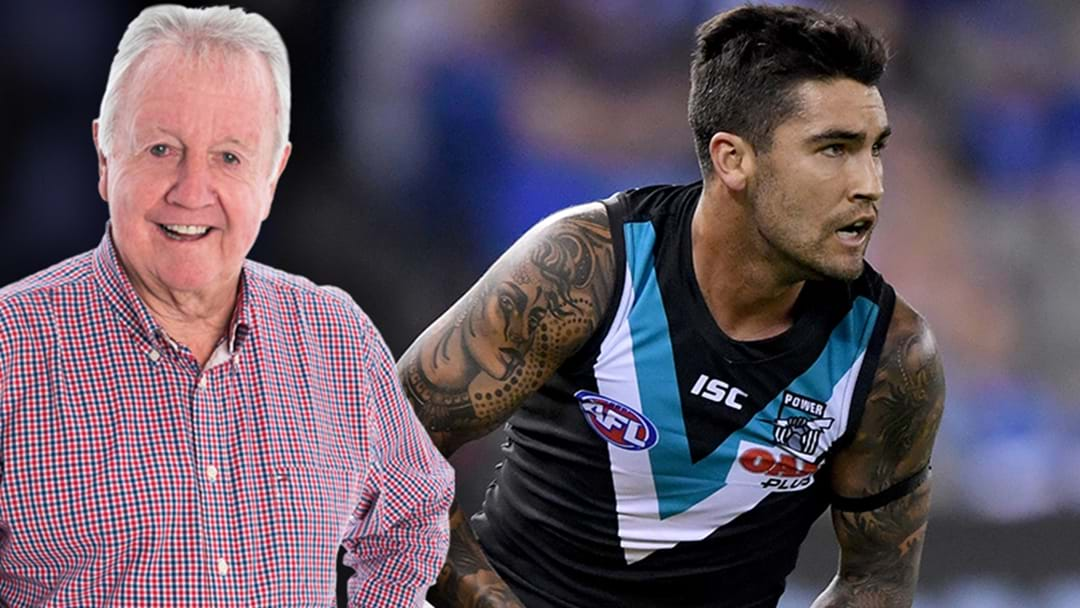 KG Smashes The Proposed Trade For Chad Wingard