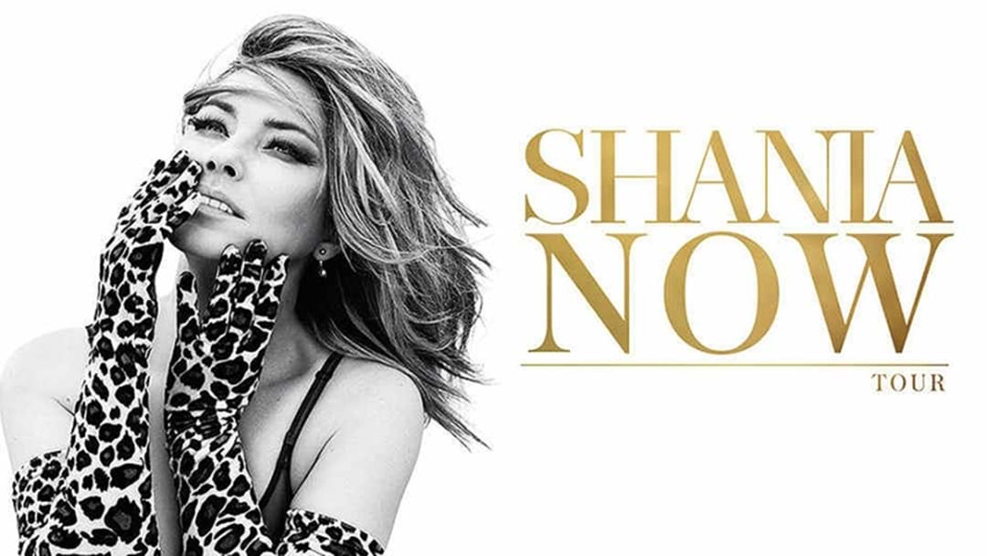 Shania Twain is Bringing Her NOW Tour To Australia