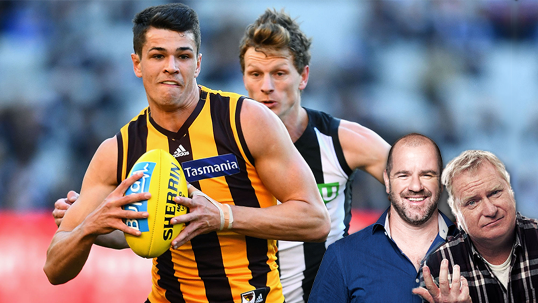 Roo And Ditts' AFL Trade Wrap